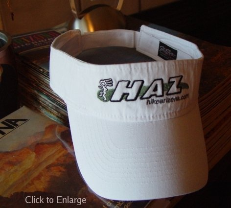 HAZ Visor - One size fits all