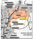Munds Wagon Trail #78 Map