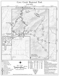 Cave Creek Map - Print Version