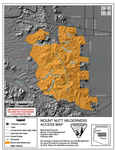 Mount Nutt WA Map - 1