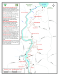 Keswick Area Trail Map
