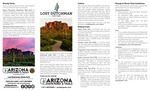 2018 Lost Dutchman SP Info