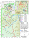 2020 Estrella Park Trails Map