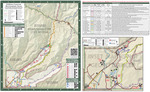 Sabino Canyon Recreation Area Map