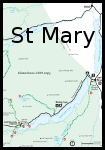 st mary map