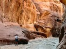 Buckskin Gulch - Wire Pass to Paria River