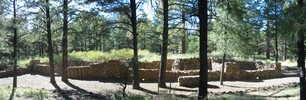 Elden Pueblo Ruins Loop Trail