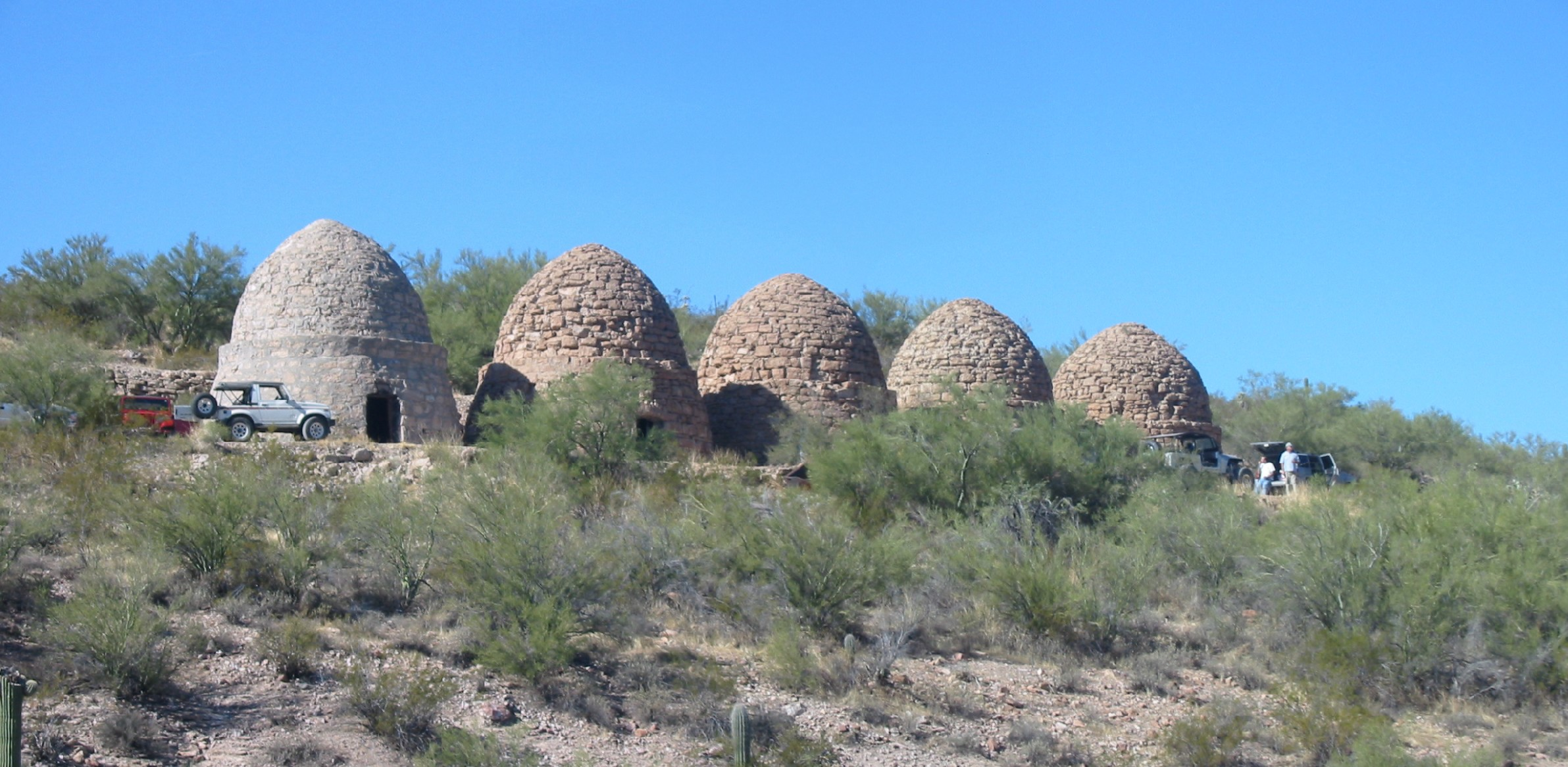 Coke Ovens - Via Cottonwood & Box Canyon, AZ | HikeArizona