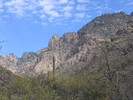 Mount Kimball via Pima Canyon Trail
