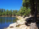 Woods Canyon Lake Trail - Mogollon Rim