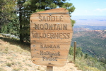 East Rim Trail #7