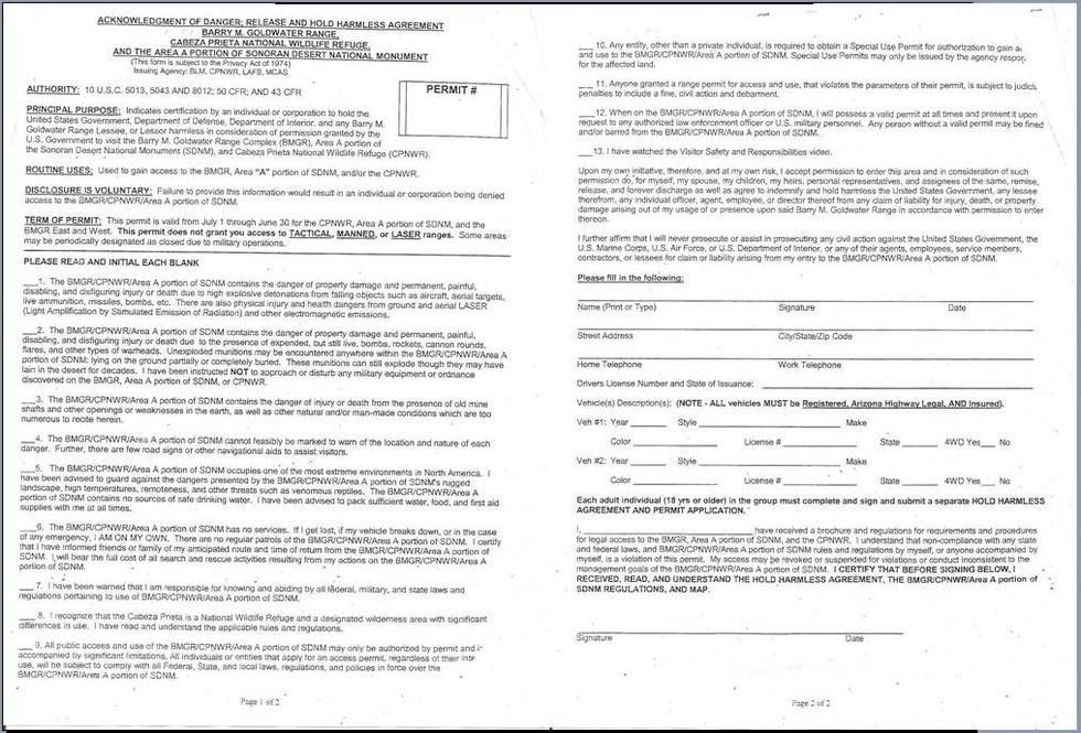 Hold Harmless Agreement August 20 2013 Agenda Packet 14 Hold
