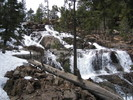 Lower Glen Alpine Falls