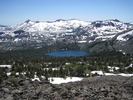 Mount Tallac Trail 17E33