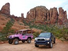 Broken Arrow 4x4 Trail - Sedona