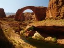 Rainbow Bridge via Lake Powell