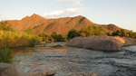 Lower Salt River Interpretive Trail #6