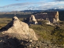 Shiprock - Black Mountains