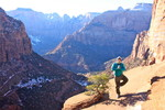 Canyon Overlook Trail - Zion