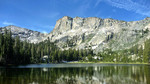 Ten Lakes - Yosemite