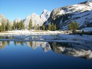 Cascade Canyon to Lake Solitude