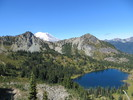 Sheep Lake and Sourdough Gap Trail