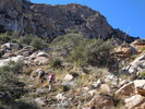 Bighorn Mountain - NW Approach - Pusch Ridge