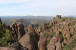 The Pinnacles - High Peaks Trail