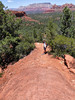 High on the Hog Trail - Sedona