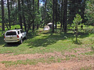 Camp Grasshopper - Mogollon Rim-C/Site#3