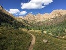 Needle Creek Trail #504 to Chicago Basin