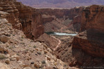 Badger Creek Overlook - Marble Canyon