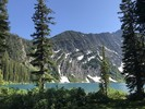 Gordon Pass - Koessler Lake