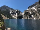 Goat Lake - Sawtooth Wilderness