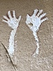 Waving Hands Rock Art