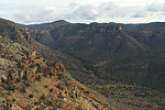 Ash Creek Overlook - Tonto NF