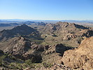 Eagle 3186 - Eagletail Mountains Wilderness