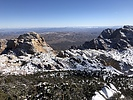North Peak - Spring Mountains